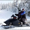 North Wisconsin Snowmobile Trails: Groomed or Ungroomed?